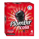 Plombir Cola Black Sea Edition Eiscreme Cola-Geschmack 4 x 150 ml